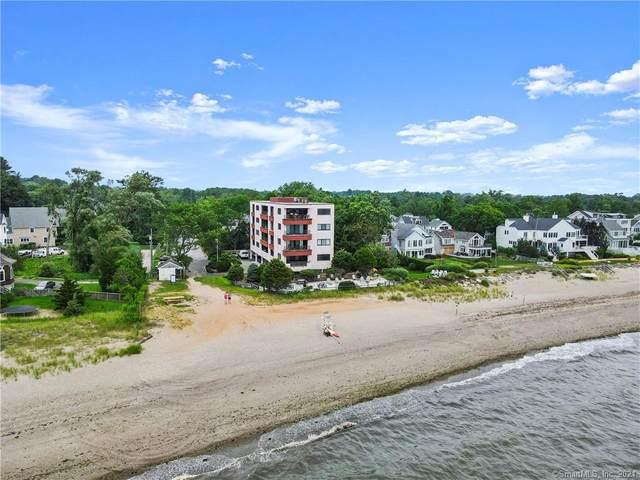 10 Pine Creek Avenue 401W, Fairfield, CT 06824 (MLS #170424733) :: Spectrum Real Estate Consultants