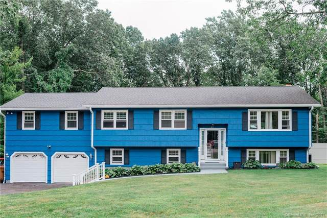 43 Ridgefield Terrace, Shelton, CT 06484 (MLS #170424752) :: Linda Edelwich Company Agents on Main