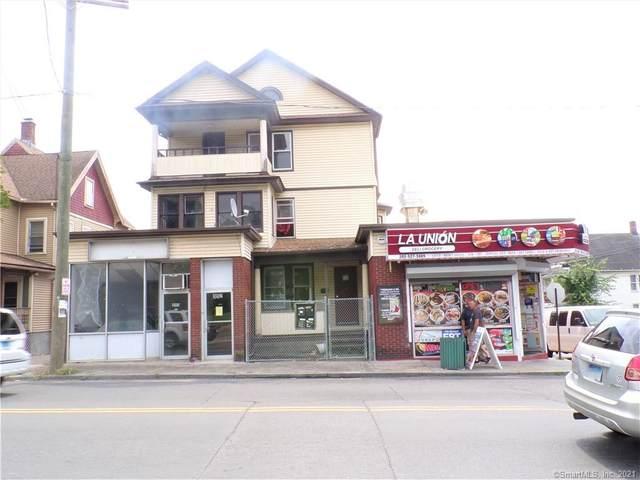 888-894 N Main Street, Waterbury, CT 06704 (MLS #170424760) :: Frank Schiavone with Douglas Elliman