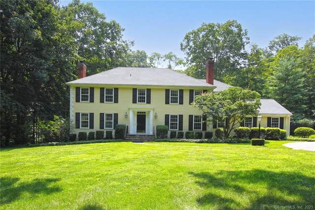 163 Ferris Hill Road, New Canaan, CT 06840 (MLS #170424761) :: Around Town Real Estate Team