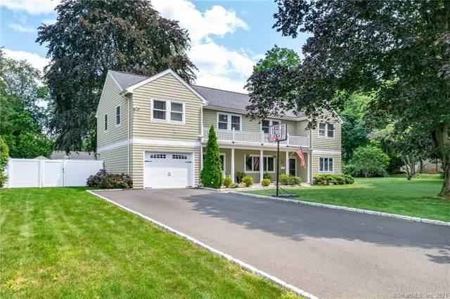 11 Winnipauk Drive, Norwalk, CT 06851 (MLS #170424786) :: Kendall Group Real Estate | Keller Williams