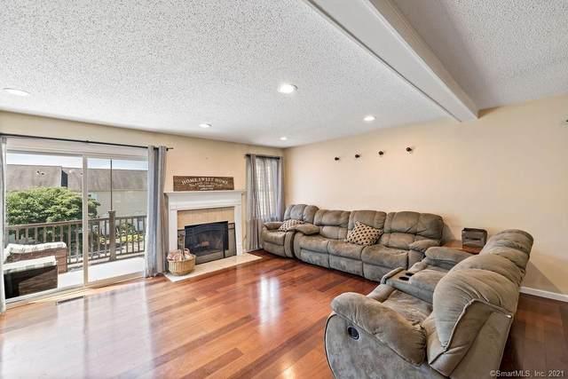 55 Mill Plain Road 29-6, Danbury, CT 06811 (MLS #170424798) :: Kendall Group Real Estate | Keller Williams