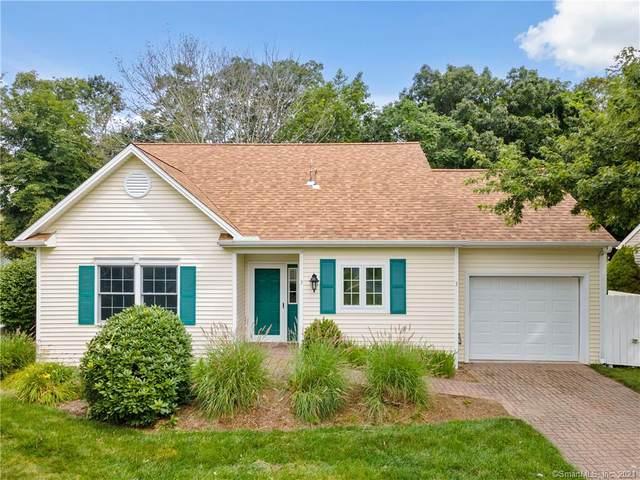 3 Silverbrook Lane #3, Clinton, CT 06413 (MLS #170425005) :: Around Town Real Estate Team