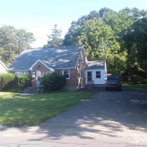 56 Carroll Street, New Britain, CT 06053 (MLS #170425012) :: Frank Schiavone with Douglas Elliman