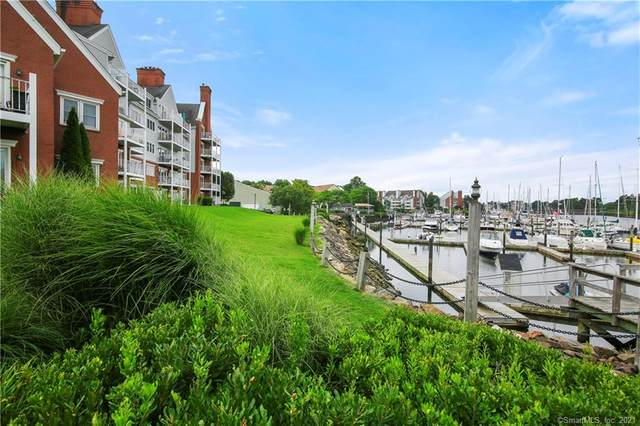 43 Harbor Drive #210, Stamford, CT 06902 (MLS #170425024) :: Alan Chambers Real Estate