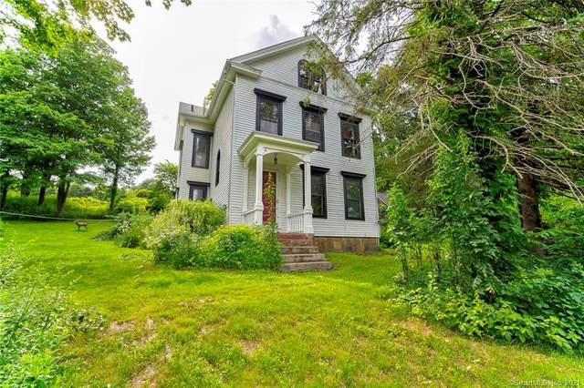 327 Litchfield Turnpike, Bethany, CT 06524 (MLS #170425105) :: Linda Edelwich Company Agents on Main