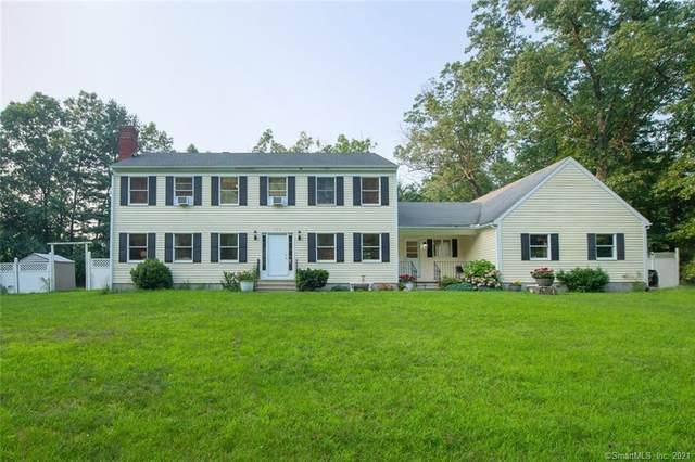 126 Laurel Hill Road, Brookfield, CT 06804 (MLS #170425117) :: Alan Chambers Real Estate