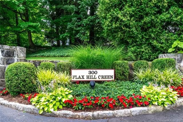 300 Flax Hill Road #17, Norwalk, CT 06854 (MLS #170425229) :: Team Phoenix