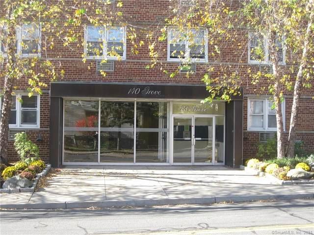 140 Grove Street 5F, Stamford, CT 06901 (MLS #170425264) :: Team Phoenix