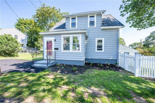 69 Saint Andrew Avenue, East Haven, CT 06512 (MLS #170425274) :: Sunset Creek Realty
