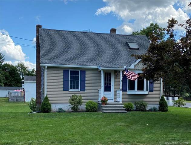 36 Tromley Road, East Windsor, CT 06088 (MLS #170425279) :: Linda Edelwich Company Agents on Main