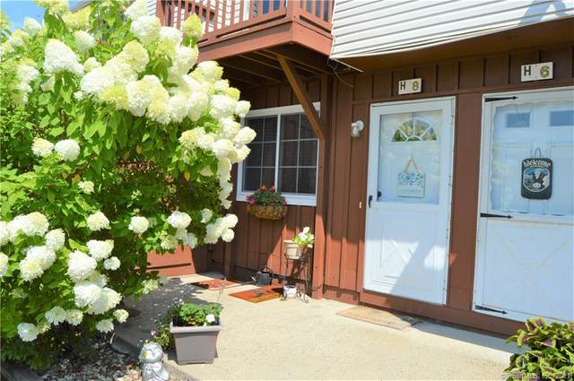 330 Short Beach Road H8, East Haven, CT 06512 (MLS #170425288) :: Sunset Creek Realty