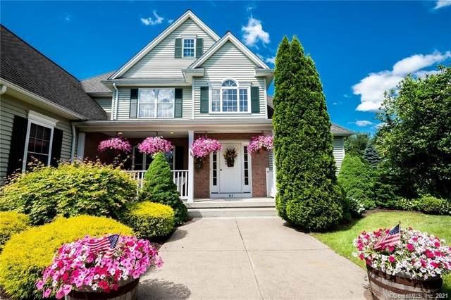 43 Pheasant Drive, Middletown, CT 06457 (MLS #170425359) :: Carbutti & Co Realtors