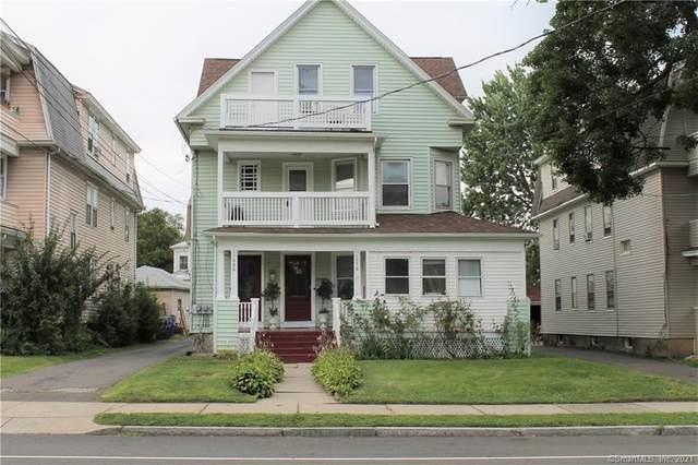 1078 Boulevard, West Hartford, CT 06119 (MLS #170425363) :: The Higgins Group - The CT Home Finder