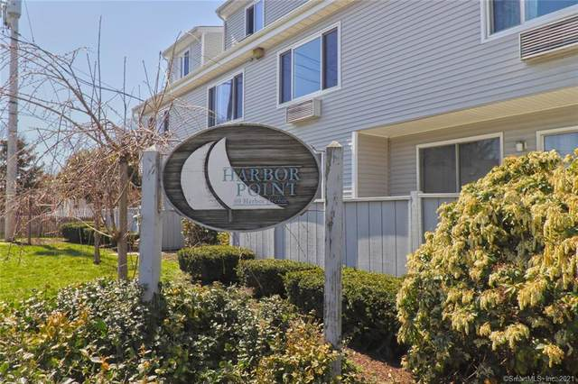 69 Harbor Avenue D2, Bridgeport, CT 06605 (MLS #170425364) :: Carbutti & Co Realtors