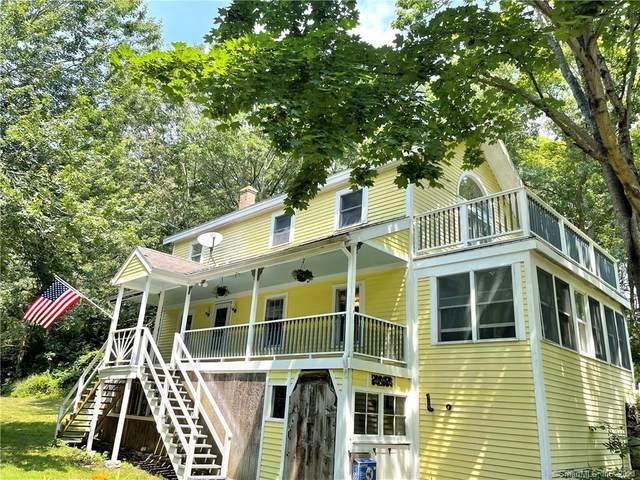 50 Quaker Farm Road, Groton, CT 06355 (MLS #170425367) :: Carbutti & Co Realtors