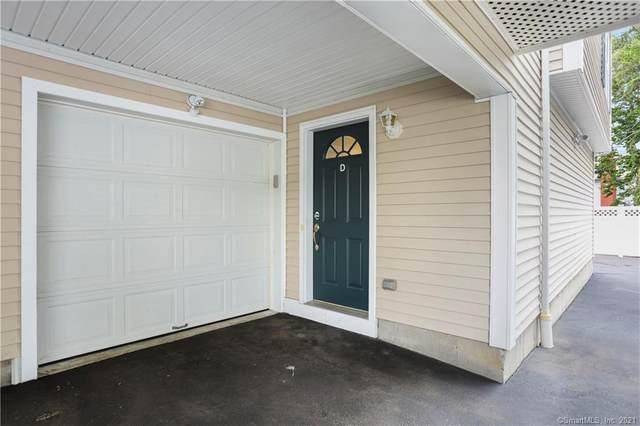18 Faucett Street D, Stamford, CT 06906 (MLS #170425405) :: Sunset Creek Realty