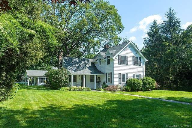 327 Jelliff Mill Road, New Canaan, CT 06840 (MLS #170425437) :: Around Town Real Estate Team
