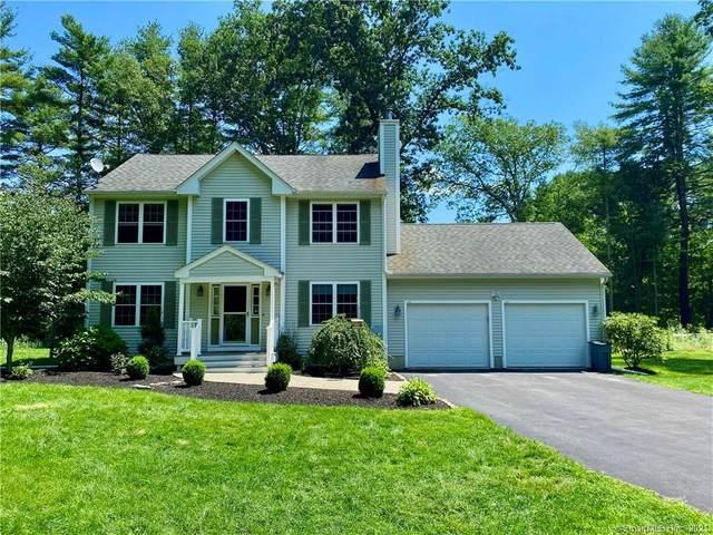 604 Providence Pike, Putnam, CT 06260 (MLS #170425469) :: Forever Homes Real Estate, LLC