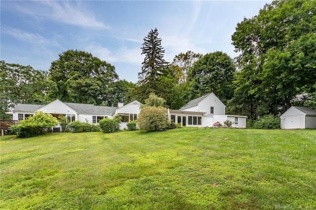 2 Timber Lake Road, Sherman, CT 06784 (MLS #170425491) :: Chris O. Buswell, dba Options Real Estate