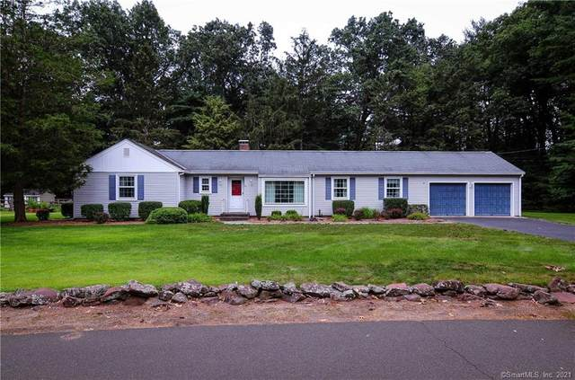 41 Poplar Drive, Windsor, CT 06095 (MLS #170425514) :: Kendall Group Real Estate | Keller Williams