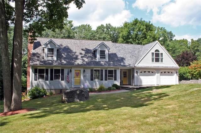 55 Stoneridge Road, Colchester, CT 06415 (MLS #170425515) :: Sunset Creek Realty