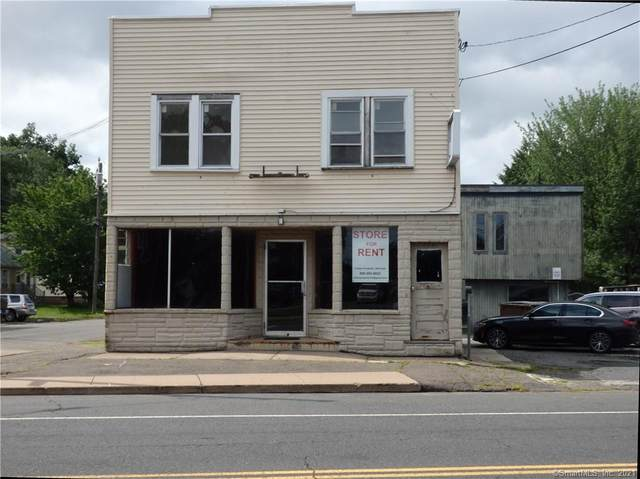 172 Middle Turnpike W, Manchester, CT 06040 (MLS #170425725) :: Chris O. Buswell, dba Options Real Estate