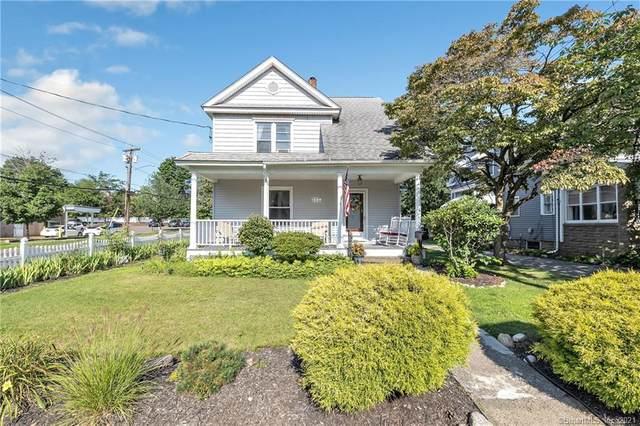 5 Huntington Road, Stratford, CT 06614 (MLS #170425746) :: Around Town Real Estate Team