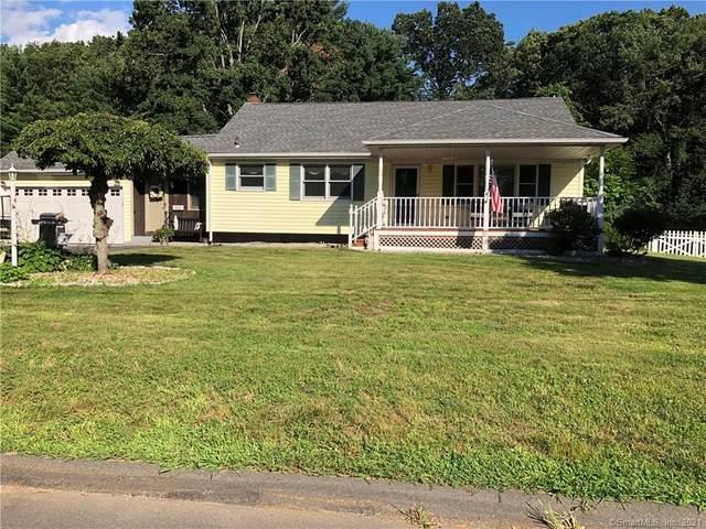 36 Peach Tree Lane, South Windsor, CT 06074 (MLS #170425770) :: Around Town Real Estate Team