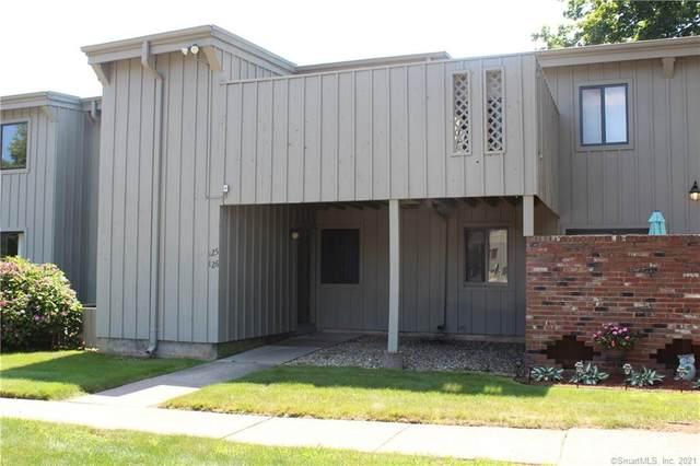 125 Webster Court #125, Newington, CT 06111 (MLS #170425842) :: Sunset Creek Realty