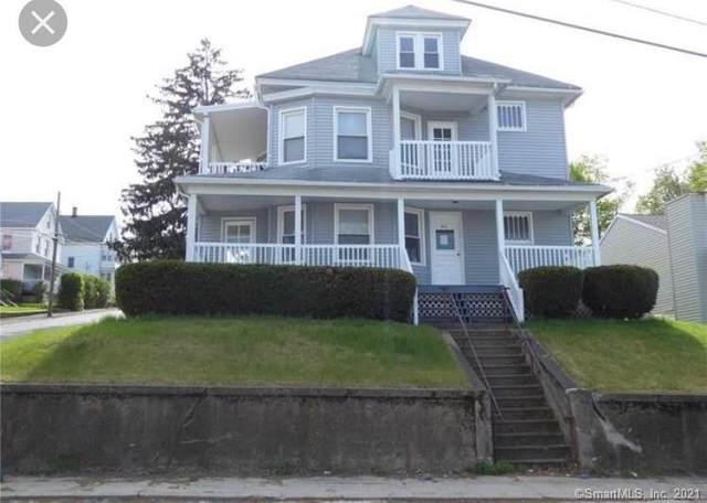 416 Wilson Street, Waterbury, CT 06710 (MLS #170425852) :: Team Feola & Lanzante   Keller Williams Trumbull