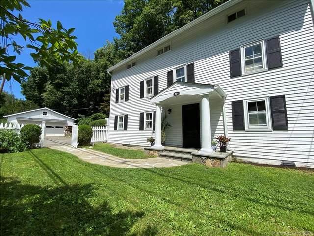 204 Mather Street, Wilton, CT 06897 (MLS #170425935) :: GEN Next Real Estate