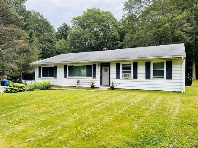 42 Highland Drive, Ledyard, CT 06339 (MLS #170425940) :: GEN Next Real Estate