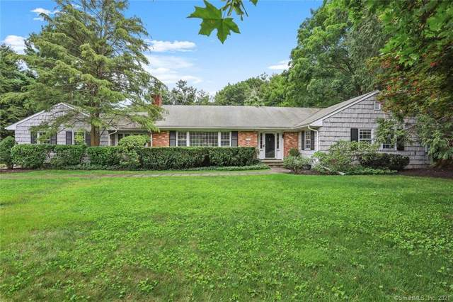 163 Farm Road, New Canaan, CT 06840 (MLS #170425996) :: Around Town Real Estate Team