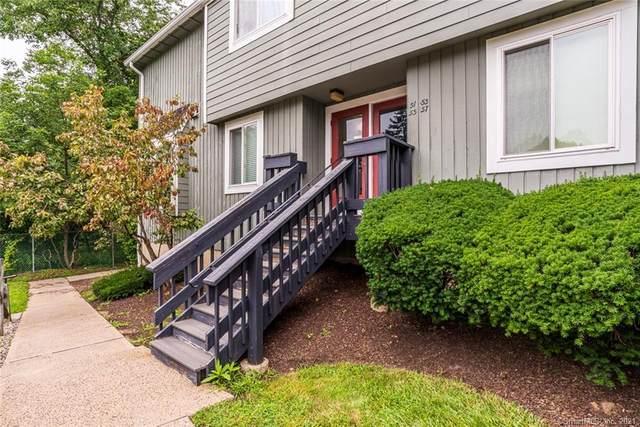 51 Ameridge Drive #51, Bridgeport, CT 06606 (MLS #170426025) :: Around Town Real Estate Team