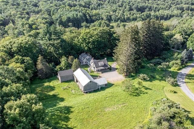 171 Litchfield Turnpike, Washington, CT 06777 (MLS #170426075) :: Kendall Group Real Estate   Keller Williams
