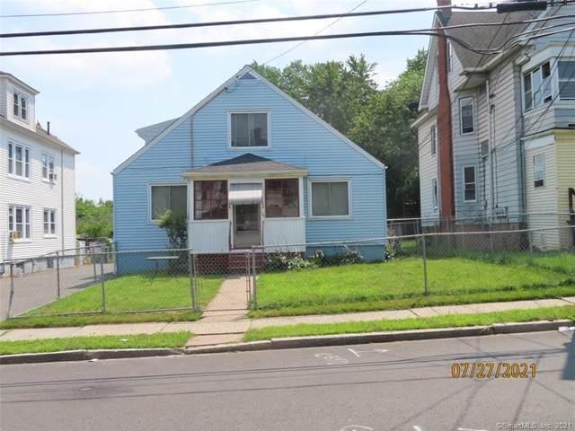125 Barker Street, Hartford, CT 06114 (MLS #170426077) :: Chris O. Buswell, dba Options Real Estate