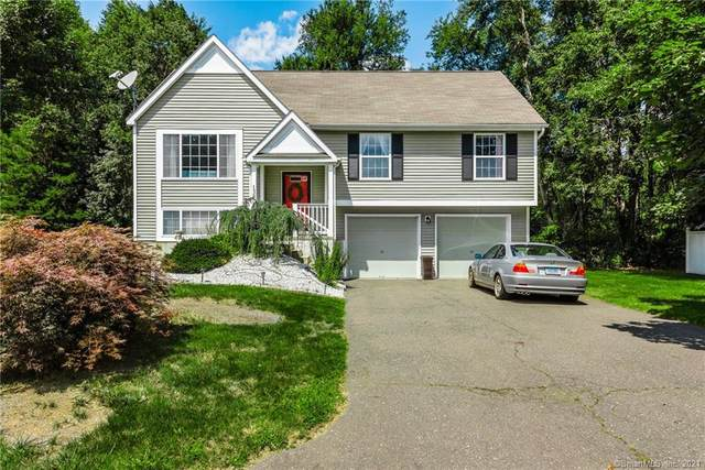 133 Amherst Drive, Manchester, CT 06042 (MLS #170426084) :: Around Town Real Estate Team