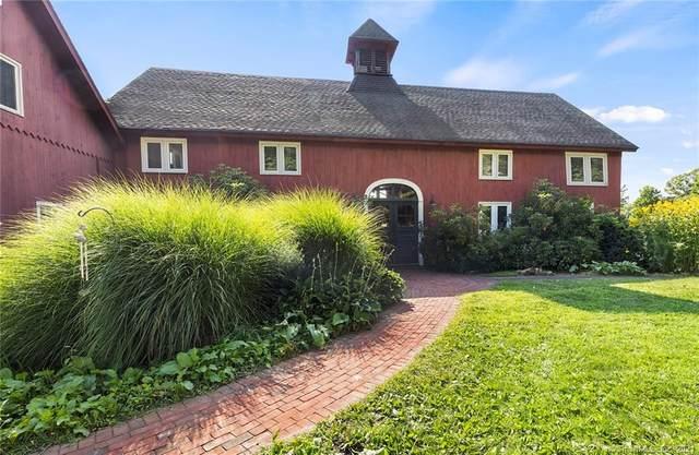 56 Briar Ridge Road, Ridgefield, CT 06877 (MLS #170426099) :: GEN Next Real Estate