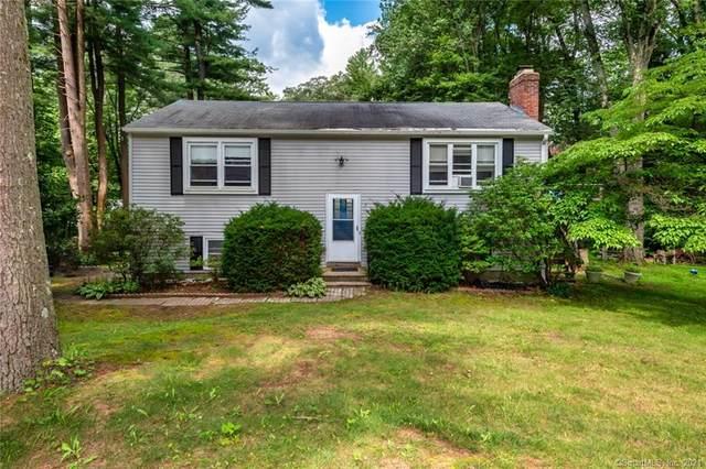 7 Circle Drive, Farmington, CT 06085 (MLS #170426112) :: Kendall Group Real Estate | Keller Williams