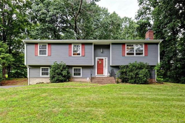 915 Tolland Turnpike, Manchester, CT 06042 (MLS #170426145) :: Around Town Real Estate Team
