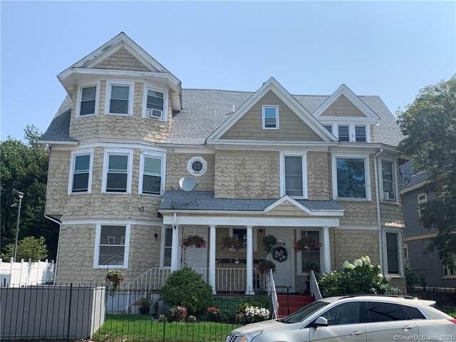 284 West Avenue #5, Bridgeport, CT 06604 (MLS #170426157) :: The Higgins Group - The CT Home Finder