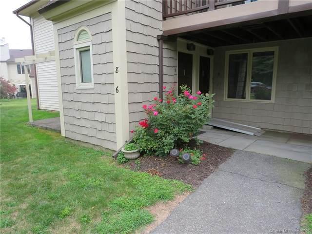 6 Copper Beech Drive #6, Rocky Hill, CT 06067 (MLS #170426209) :: Sunset Creek Realty