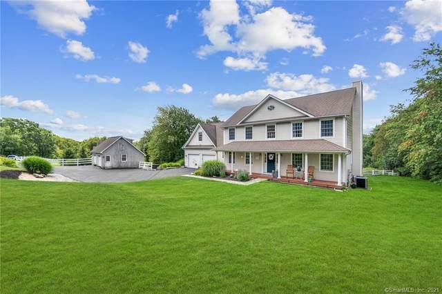 50 Polly Dan Road, Burlington, CT 06013 (MLS #170426222) :: GEN Next Real Estate