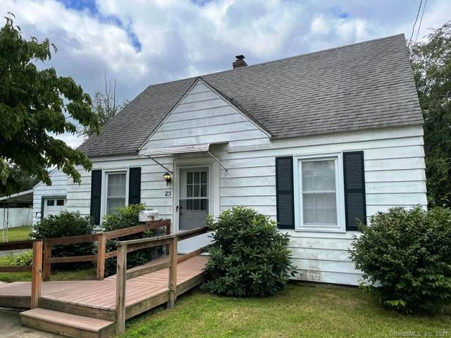23 Porterbrook Avenue, East Hartford, CT 06118 (MLS #170426231) :: The Higgins Group - The CT Home Finder