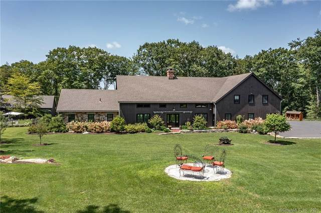 25 Pond Ridge Road, Goshen, CT 06756 (MLS #170426259) :: Around Town Real Estate Team