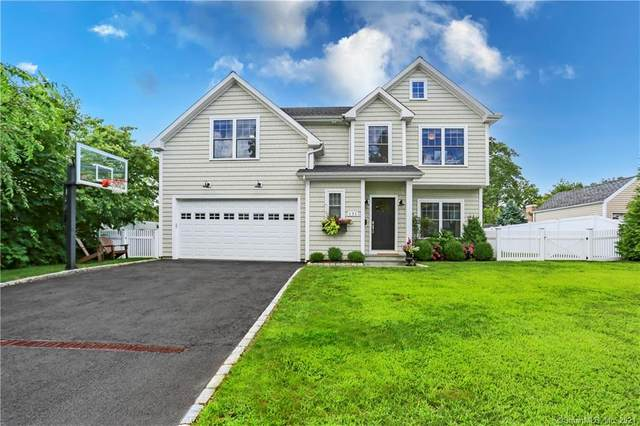 131 Dunnlea Road, Fairfield, CT 06824 (MLS #170426262) :: GEN Next Real Estate