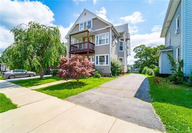 256-258 Elm Street, Meriden, CT 06450 (MLS #170426274) :: Kendall Group Real Estate | Keller Williams