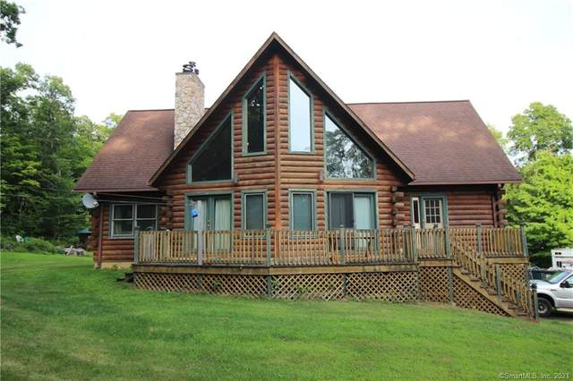 63 Parkside Drive, Colchester, CT 06415 (MLS #170426286) :: Spectrum Real Estate Consultants