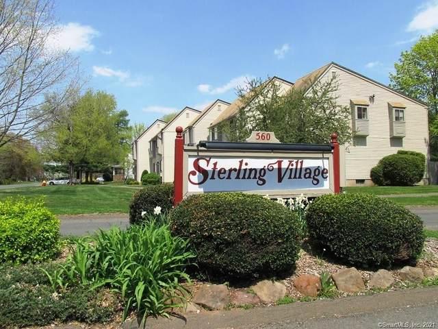560 Yale (79 Hampshire Court) Avenue #79, Meriden, CT 06450 (MLS #170426291) :: Around Town Real Estate Team